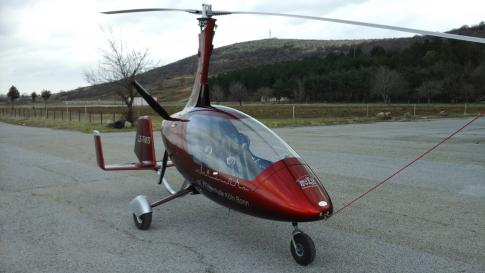 Aircraft for Sale in Sliven, Bulgaria: 2010 Autogyro Gmbh. Calidus