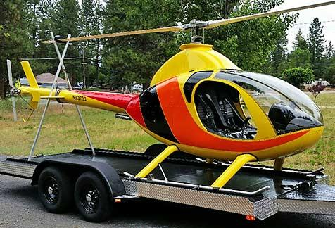 Aircraft for Sale in Redding, California, United States (RDD): 2016 RotorWay 90 Exec