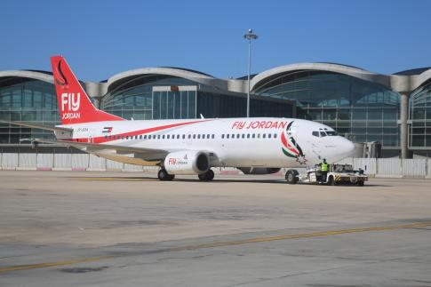 Aircraft for Lease/ ACMI Lease/ Wet Lease/ Damp Lease/ Charter in Amman, Amman, Jordan (QAIA): 1999 Boeing 737-300