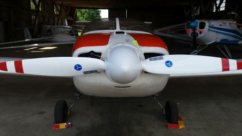 Aircraft for Sale in Middle Finland: 1988 Grob G-109A - 2