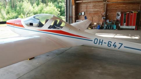 Aircraft for Sale in Middle Finland: 1988 Grob G-109A - 3
