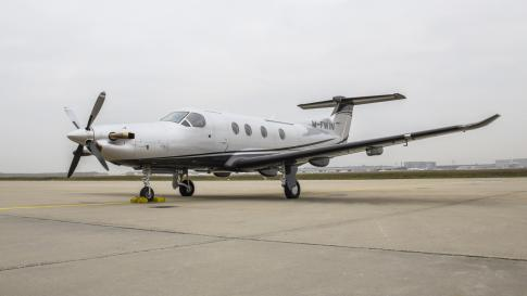 Aircraft for Sale in Germany: 2009 Pilatus PC-12 NG