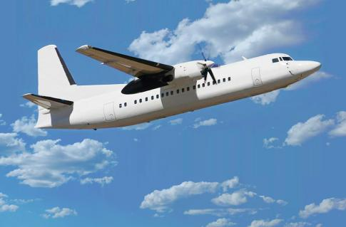 Aircraft for Sale/Lease in Tanzania: 1988 Fokker 50 - 1