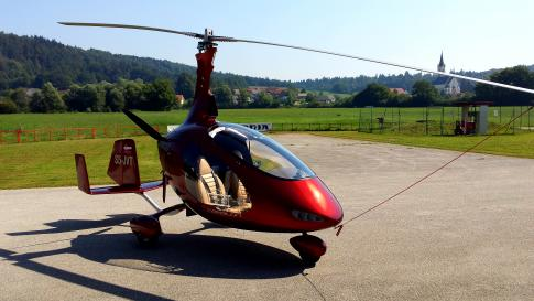 2012 Autogyro Gmbh. Cavalon for Sale in novo mesto, Slovenia (LJNM)