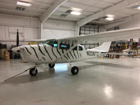 Aircraft for Sale/ Swap/ Trade in Santa Fe, Texas, United States (3TX4): 1979 Cessna TU206G