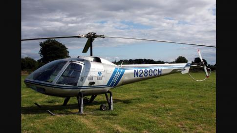 1989 Enstrom F-280FX for Sale in Belfast, United Kingdom