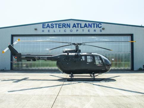 Aircraft for Sale in United Kingdom: 1989 Eurocopter Bo 105