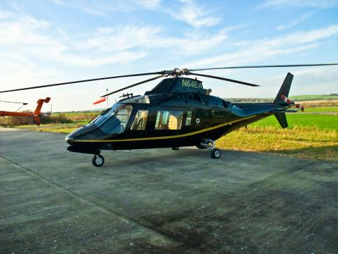 Aircraft for Sale in UK: 1984 Agusta A109A II - 2