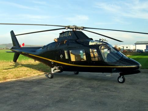 Aircraft for Sale in UK: 1984 Agusta A109A II - 3