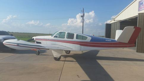 Aircraft for Sale/ Auction in Texas, United States: 1953 Beech D35 Bonanza
