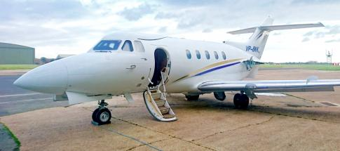 Aircraft for Sale in Bournemouth, Dorset, United Kingdom (EGHH): 1970 Hawker Siddeley 125-400A