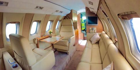 Aircraft for Sale in Dorset: 1970 Hawker Siddeley 125-400A - 2