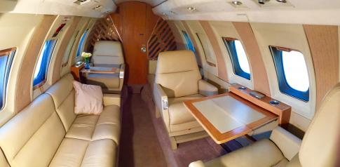 Aircraft for Sale in Dorset: 1970 Hawker Siddeley 125-400A - 3