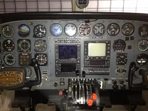Aircraft for Sale/Swap/Trade in Texas: 1974 Cessna 421B - 2