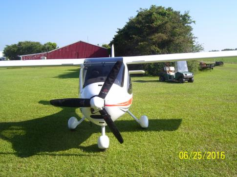 Aircraft for Sale in Magnolia Springs, Alabama, United States (2AL1): 2007 Flight Design CTsw