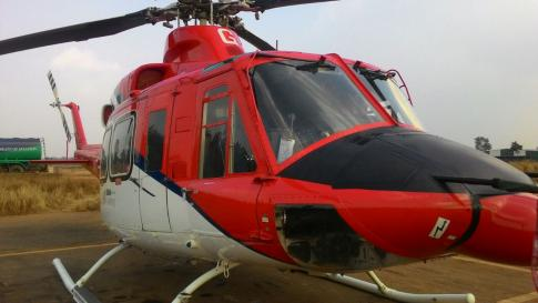 Aircraft for Sale in United Kingdom: 1988 Bell 412SP