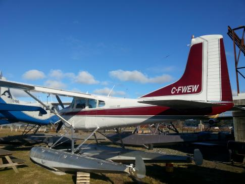 Aircraft for Sale in Campbell River, British Columbia, Canada (CYBL): 1967 Cessna A185E Skywagon