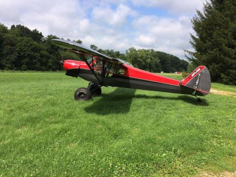 Aircraft for Sale in Zanesville, Ohio, United States (Zzv): 2015 Piper PA-18 Super Cub