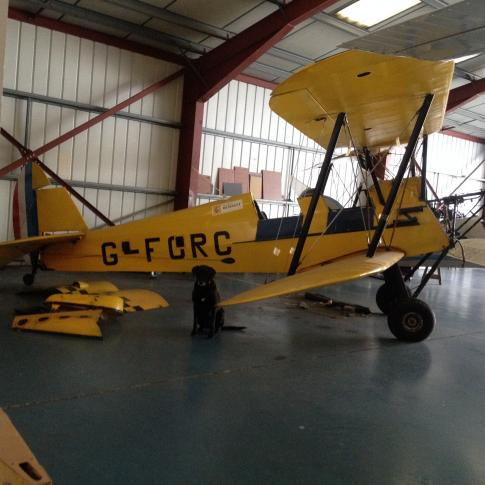 Aircraft for Sale in Gloucester, United Kingdom: 1947 Stampe SV-4C