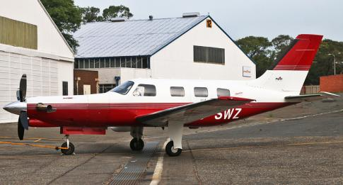 Aircraft for Sale in Johannesburg, South Africa: 1997 Piper PA-46-350P Malibu Mirage