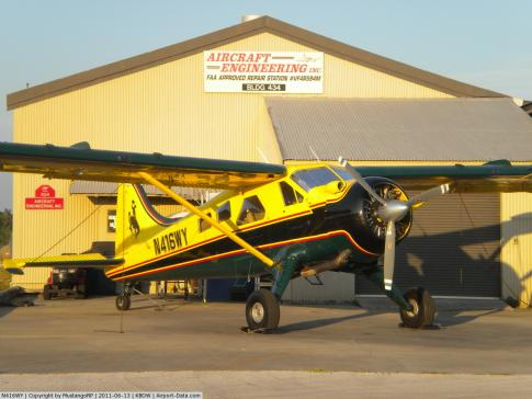 Aircraft for Sale in Texas: 1960 de Havilland DHC-1 - 1