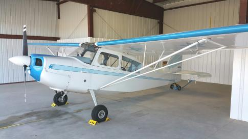 Aircraft for Sale in ABQ, New Mexico, United States: 1970 Champion Aircraft Corp. 7GCBC