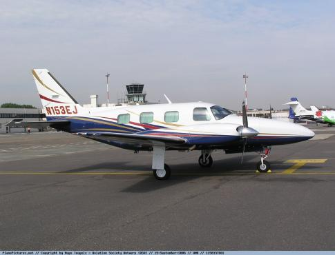 Aircraft for Sale/Lease/ACMI Lease/Share/Rental in Flanders: 1983 Piper PA-31P-350 - 2