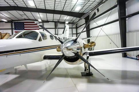 Aircraft for Sale in Memphis, Tennessee, United States (KMEM): 1981 Cessna 425XP Conquest I Blackhawk