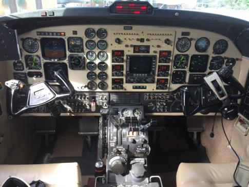 Aircraft for Sale in Texas: 2002 Beech B200 - 2