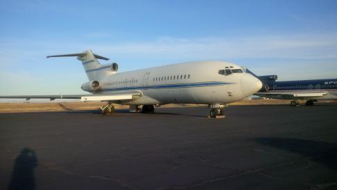 Aircraft for Sale in EL PASO, Texas, United States: 1966 Boeing 727-100
