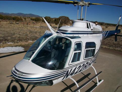 Aircraft for Sale in New Mexico, United States: 1981 Bell 206B3 JetRanger III