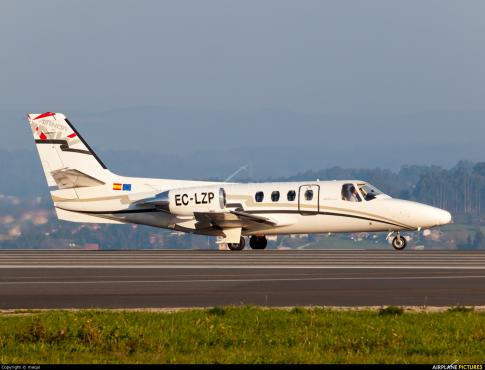 1976 Cessna 500 Citation I for Sale in Santiago de Compostela, Spain (LEST)