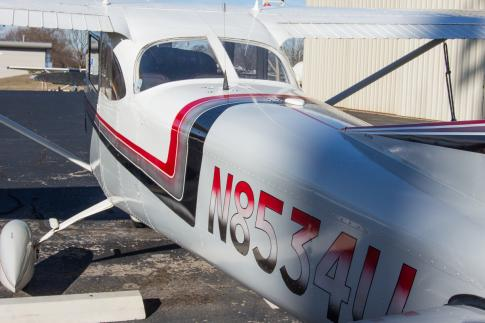 Aircraft for Sale in Tennessee: 1964 Cessna 172F - 2