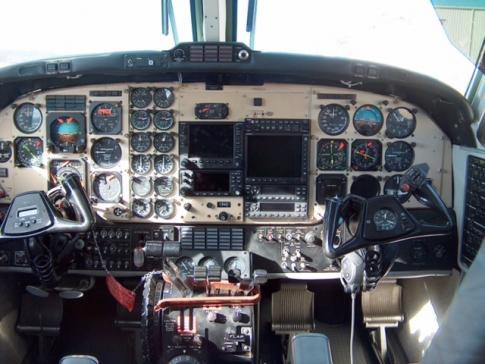 Aircraft for Sale in Missouri: 1980 Beech F90 - 3