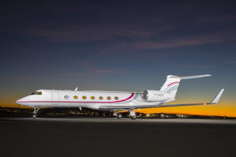 Aircraft for Sale in South Korea: 2011 Gulfstream G550