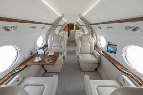 Aircraft for Sale in South Korea: 2011 Gulfstream G550 - 3
