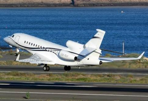 Aircraft for Sale in Cascais, Portugal: 2008 Dassault Falcon