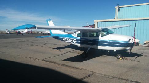 Aircraft for Sale in Albuquerque, New Mexico, United States: 1968 Cessna 210H Centurion