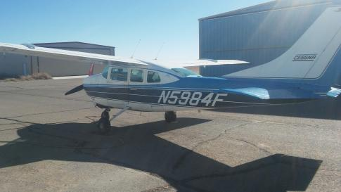 Aircraft for Sale in New Mexico: 1968 Cessna 210H - 2