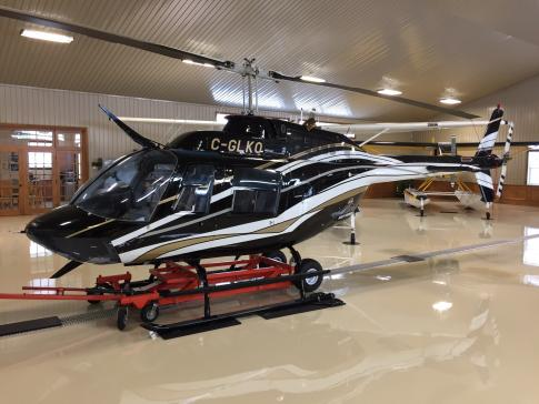Aircraft for Sale in Montreal, Quebec, Canada (CSB3): 1978 Bell 206 JetRanger
