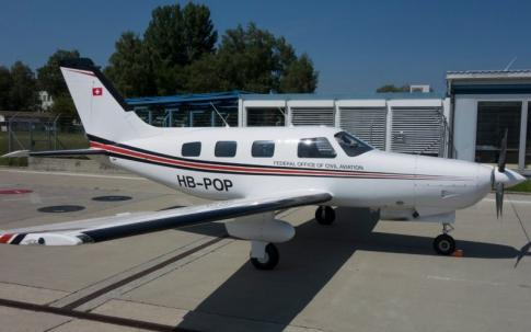 Aircraft for Sale in Bern, Switzerland (LSZB): 1989 Piper PA-46-350P Malibu Mirage