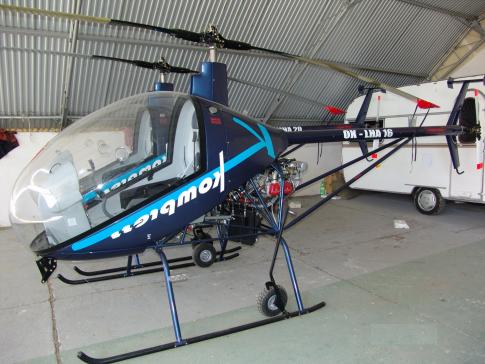 Aircraft for Sale/ Swap/ Trade in Wrocław, Poland (EPMR): 2011 Heli Sport CH-7 Kompress