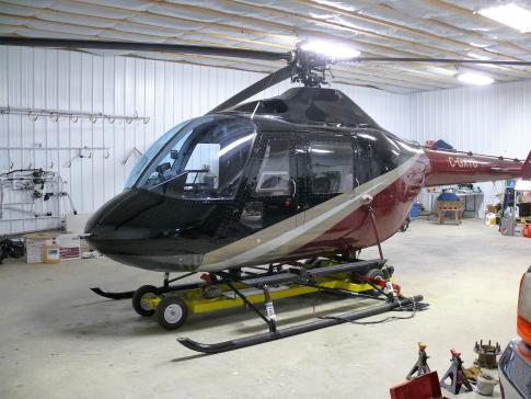 Aircraft for Sale in Elk Point, Alberta, Canada: 2012 Vertical Aviation Hummingbird