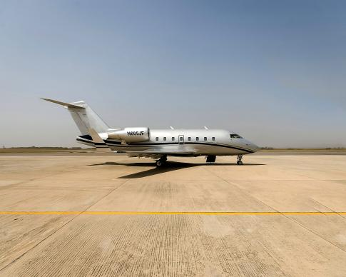 Aircraft for Sale in Canada: 1995 Bombardier CL-601 Challenger 601