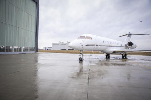 Aircraft for Sale in Canada: 2005 Bombardier Global 5000 - 3