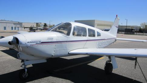 Aircraft for Sale in Denver, Colorado, United States (KFTG): 1978 Piper PA-28R-201T Arrow III