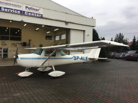 Aircraft for Sale in Cracow, Poland (EPKP): 1969 Cessna 150J