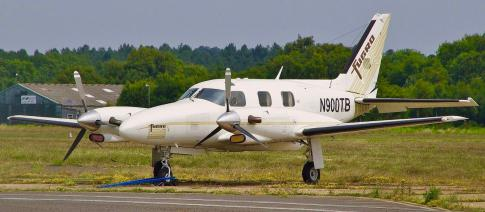 Aircraft for Sale in Dorset: 1980 Piper PA-31P - 1