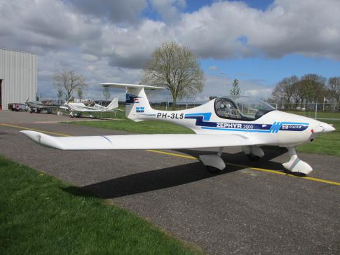 Aircraft for Sale in Lelystad, Netherlands (EHLE): 2001 Atec v.o.s. Zephyr 2000
