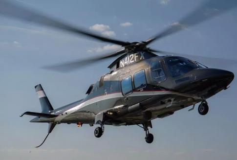 Aircraft for Sale in Lincoln Park, New Jersey, United States (N07): 2011 Agusta AW109SP Grand New
